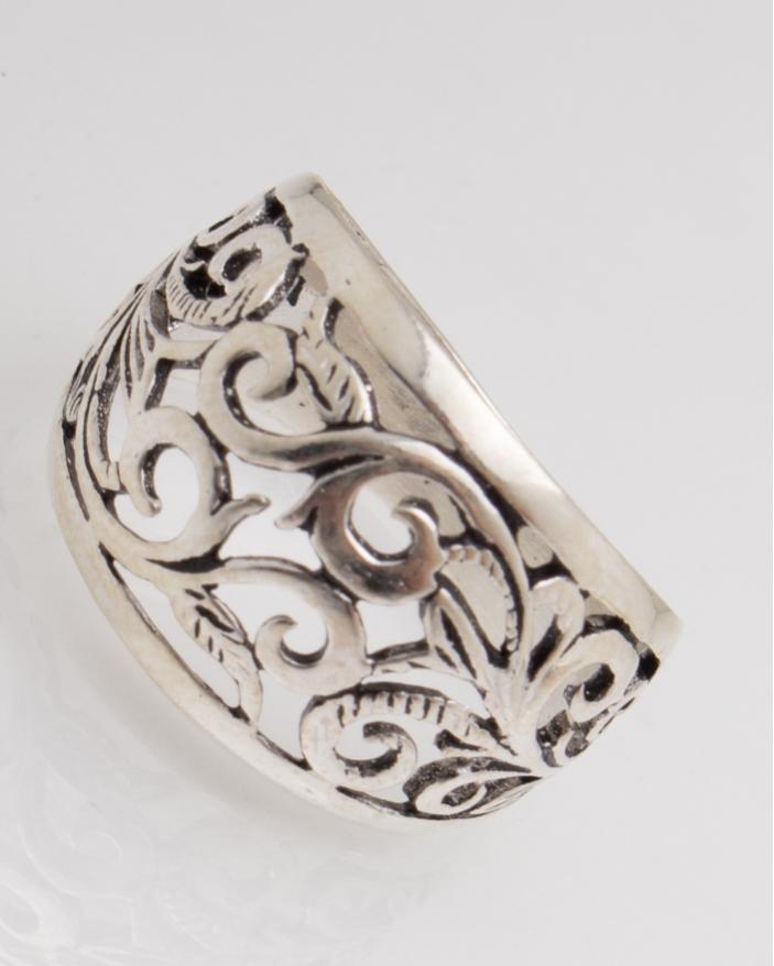 Inel argint cod 1-12542, gr3.6