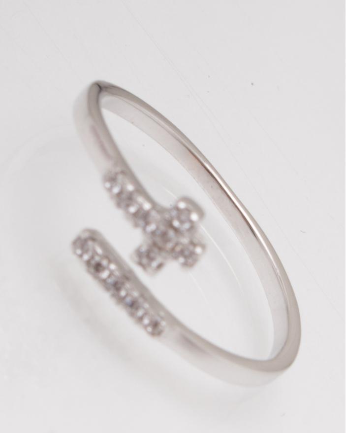 Inel argint cod 1-12595, gr1.2