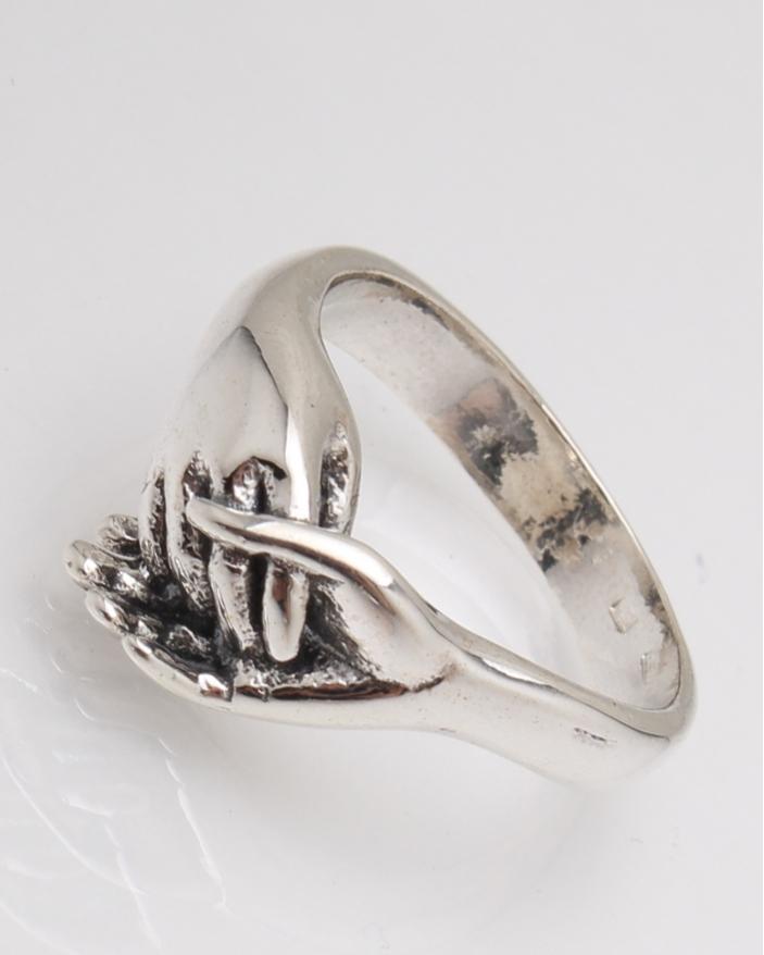 Inel argint cod 1-14250, gr3.6