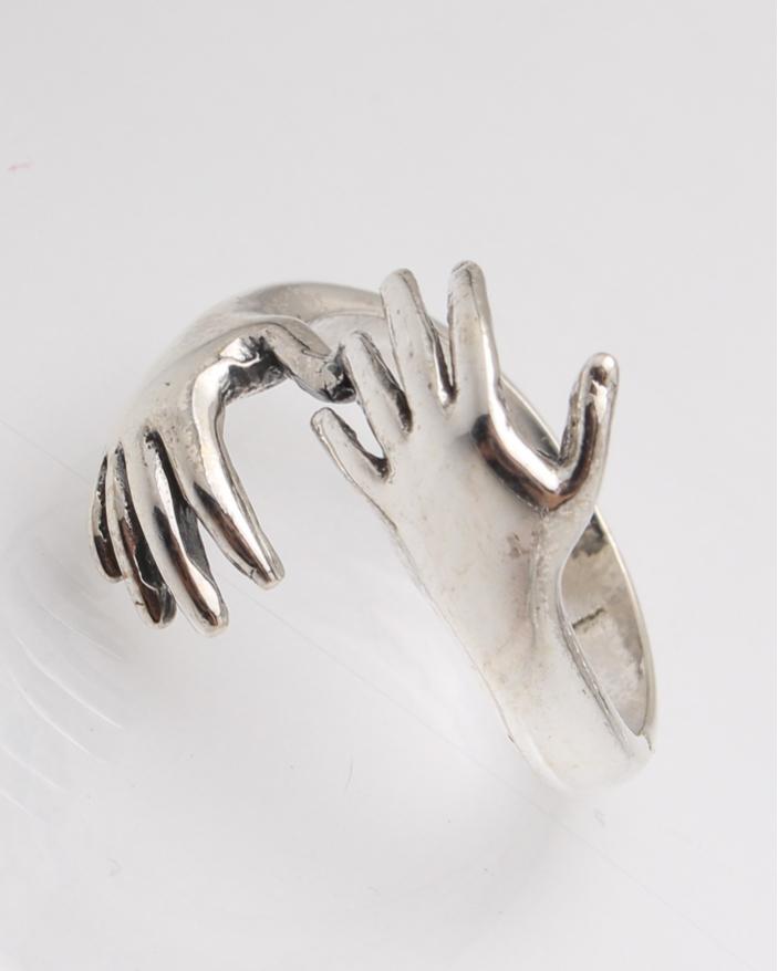 Inel argint cod 1-14251, gr3.6