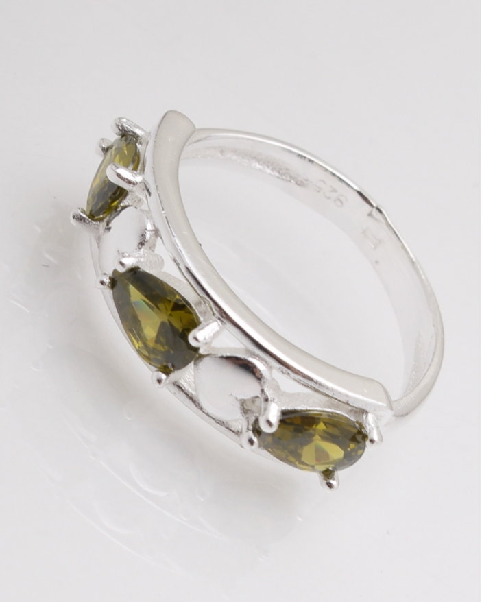 Inel argint cod 1-14254, gr2.5