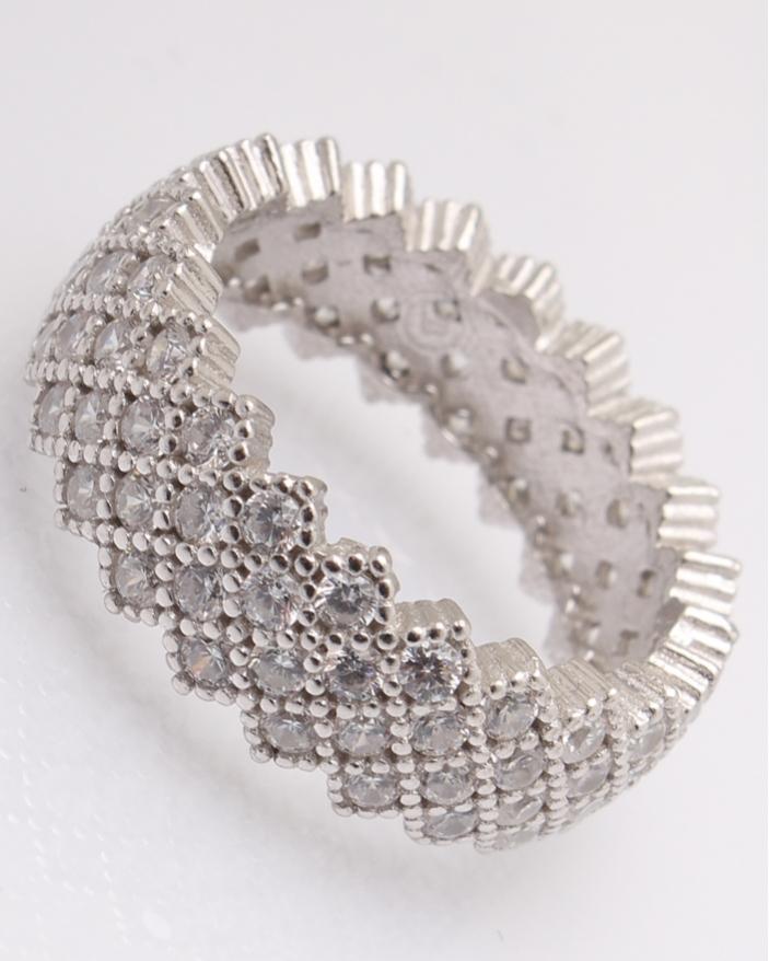 Inel argint cod 1-15573, gr4.8