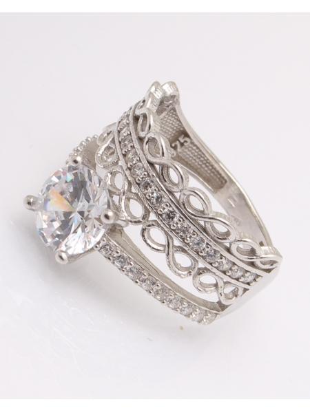 Inel argint cod 1-16613, gr4.5
