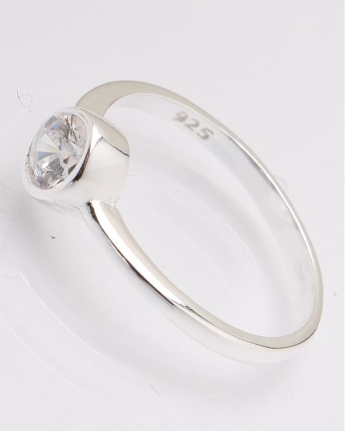 Inel argint cod 1-16996, gr1.9