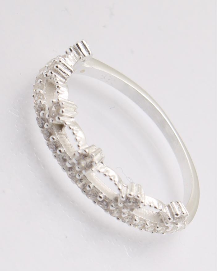 Inel argint cod 1-17026, gr1.3