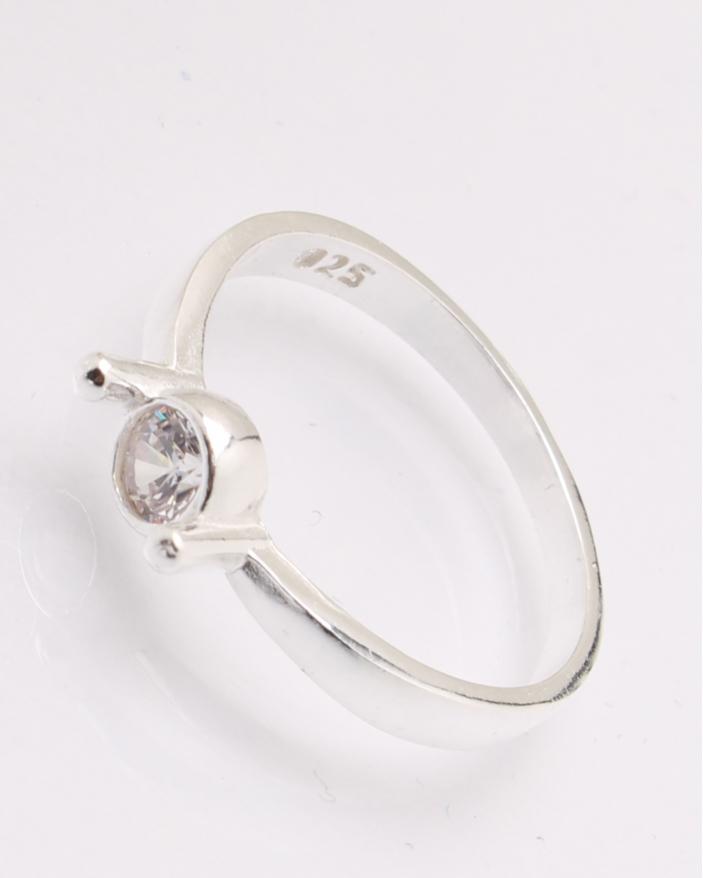 Inel argint cod 1-18001, gr1.9