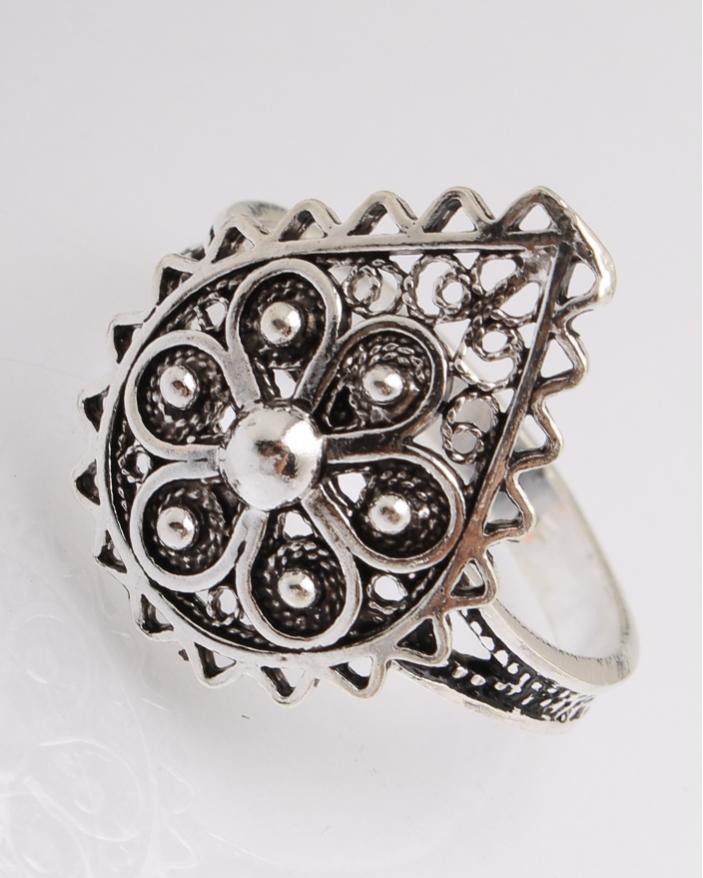 Inel argint cod 1-20340, gr3.5