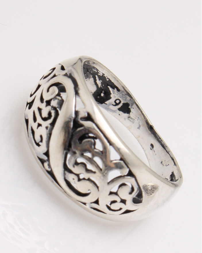 Inel argint cod 1-23105, gr3.2