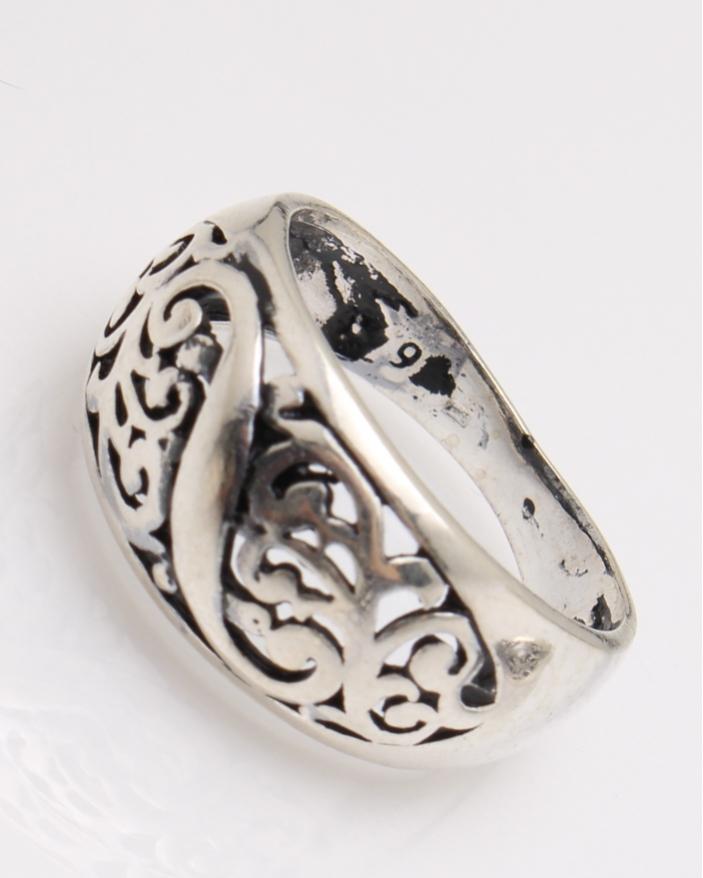 Inel argint cod 1-23106, gr3