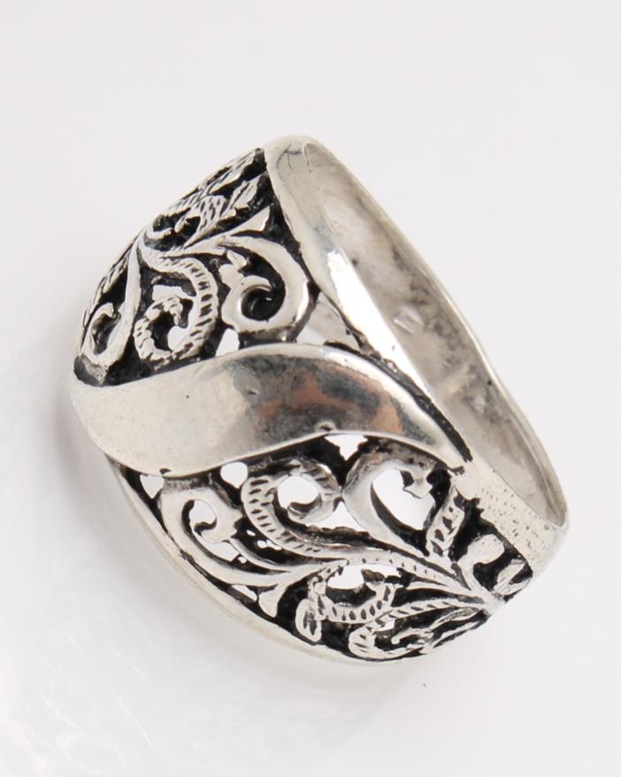 Inel argint cod 1-23108, gr4.4