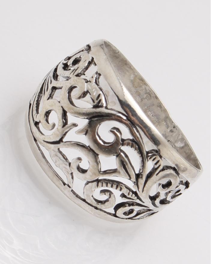 Inel argint cod 1-23111, gr3.3