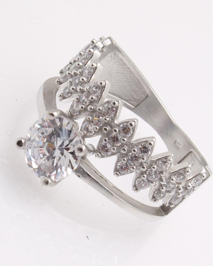 Inel argint de logodna cod 1-26137, gr3.9