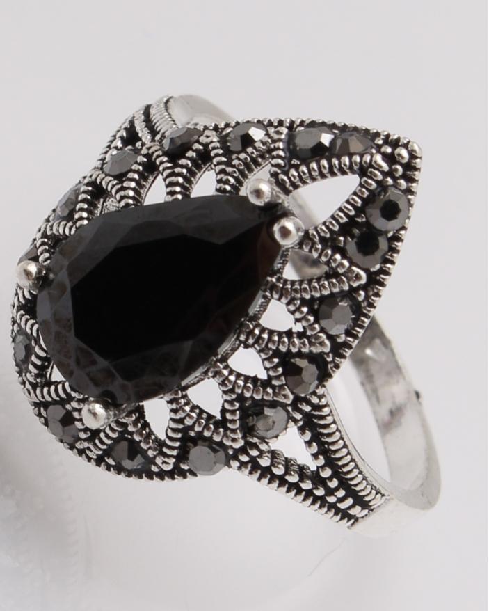 Inel argint cu marcasite cod 1-26925, gr4.4