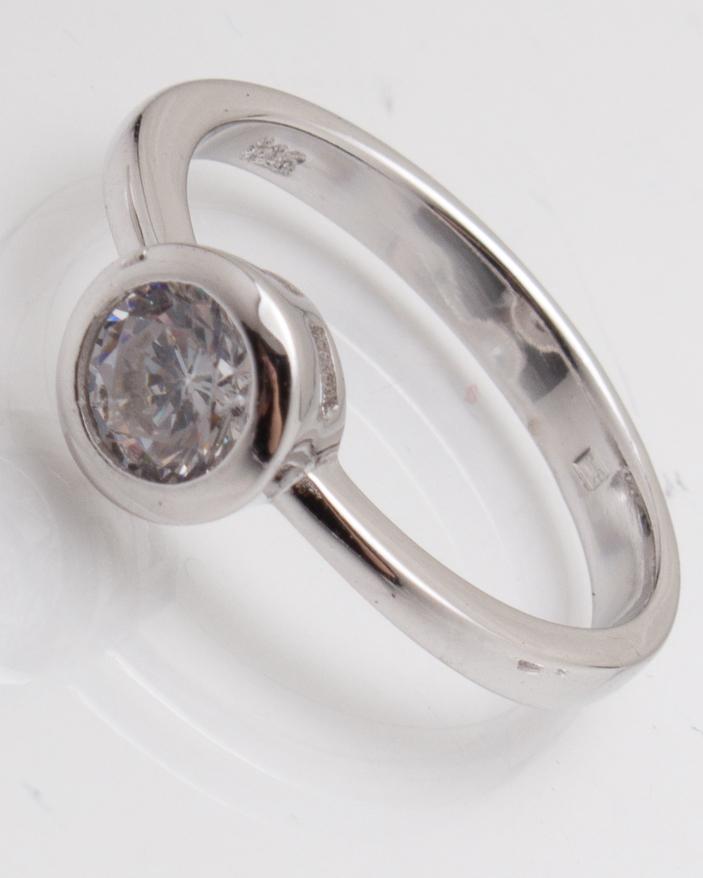 Inel argint cod 1-2527, gr2.5