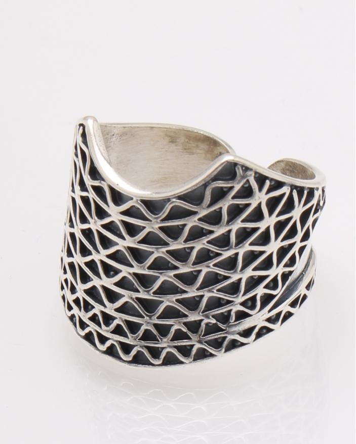 Inel argint reglabil cod 1-27616, gr6.2