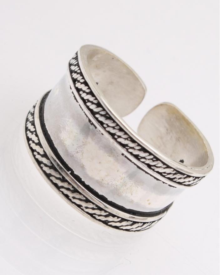 Inel argint cod 1-28182, gr3.9