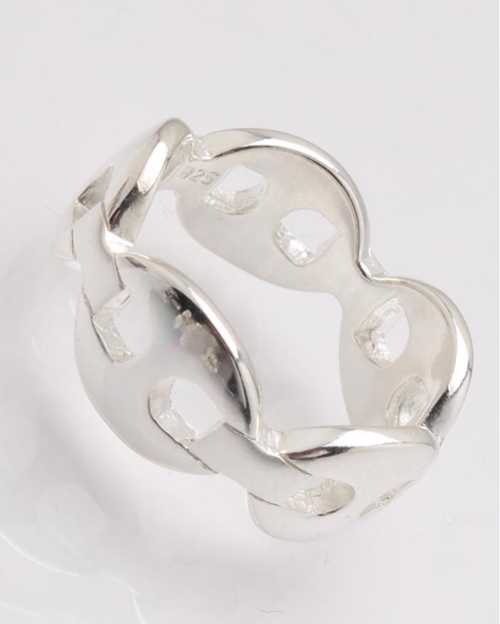 Inel argint cod 1-28186, gr4.5