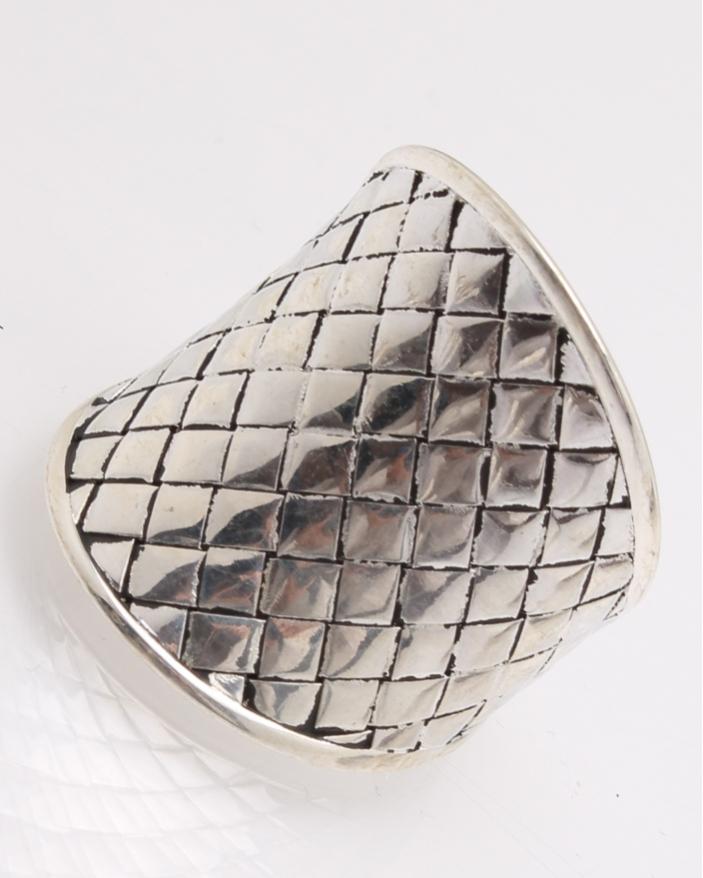 Inel argint cod 1-28191, gr8.6