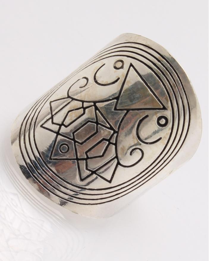 Inel argint cod 1-28192, gr7.9