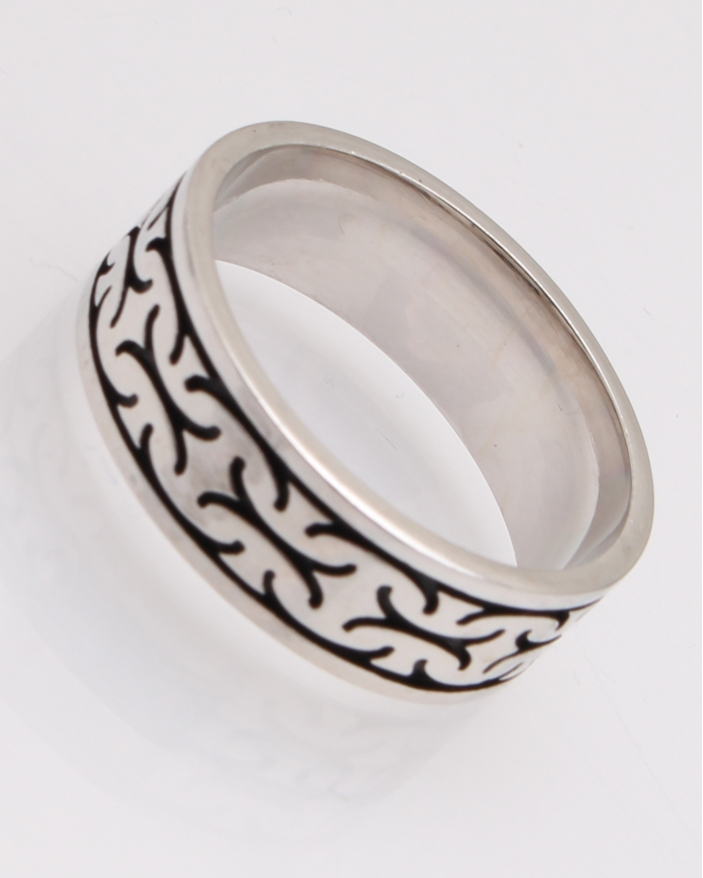 Inel argint cod 1-28751, gr5.7