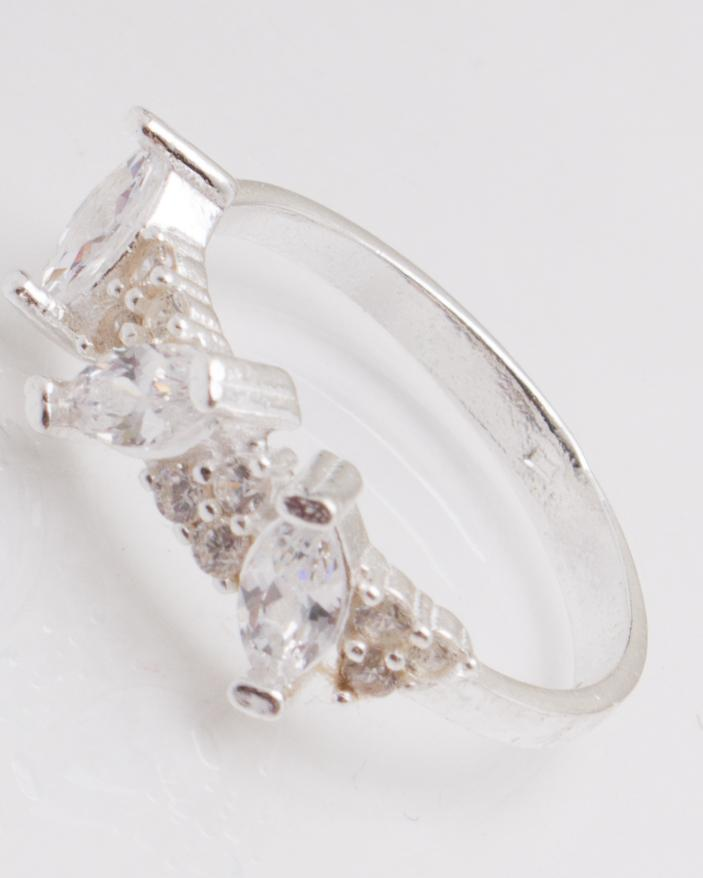 Inel argint cod 1-2836, gr2.5