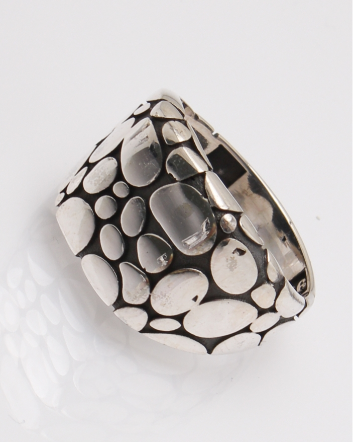 Inel argint cod 1-32692, gr5.7