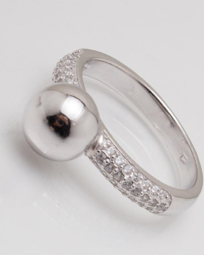 Inel argint cod 1-5388, gr3