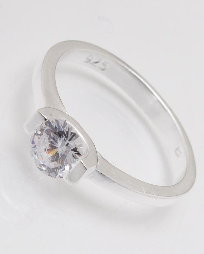 Inel argint cod 1-5636, gr2