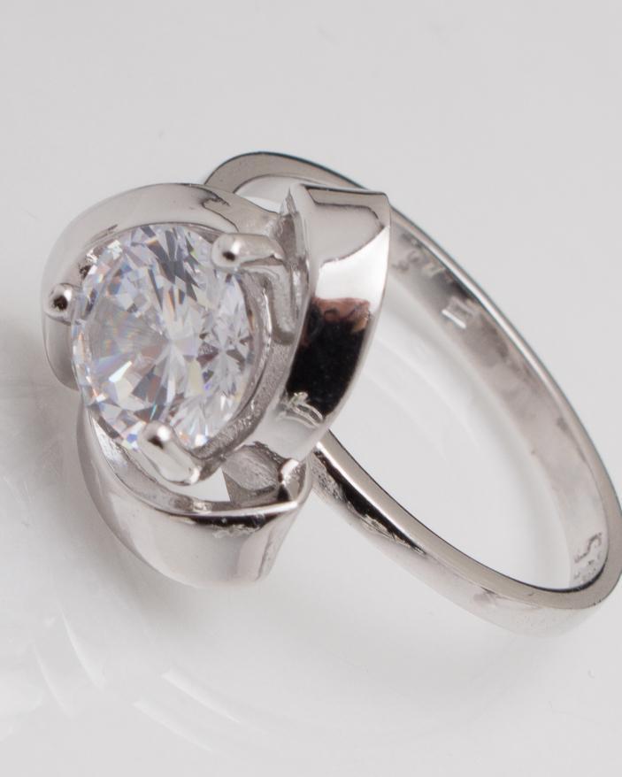 Inel argint cod 1-5820, gr3.5