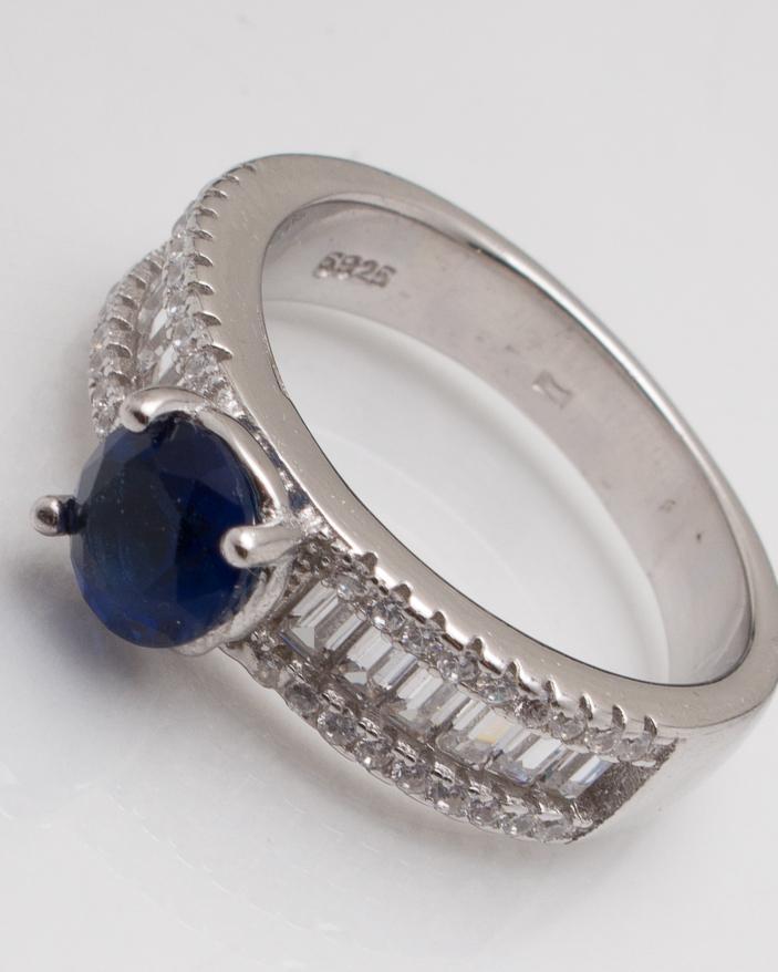 Inel argint cod 1-6429, gr5
