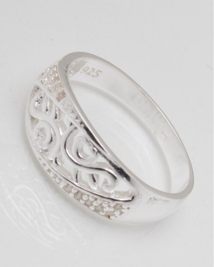 Inel argint cod 1-7066, gr3.7