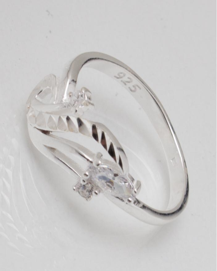 Inel argint cod 1-7073, gr2.5