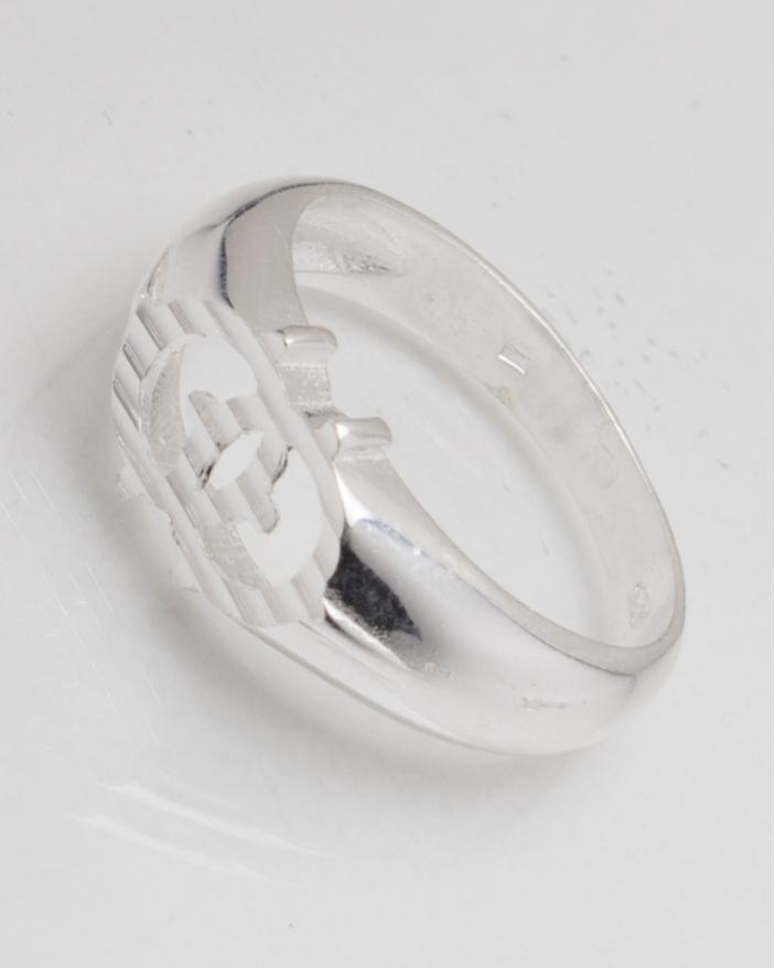 Inel argint cod 1-7088, gr3.5