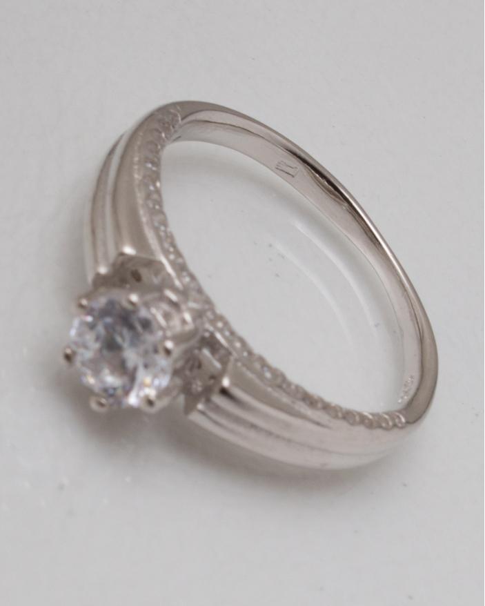 Inel argint cod 1-7564, gr2.5