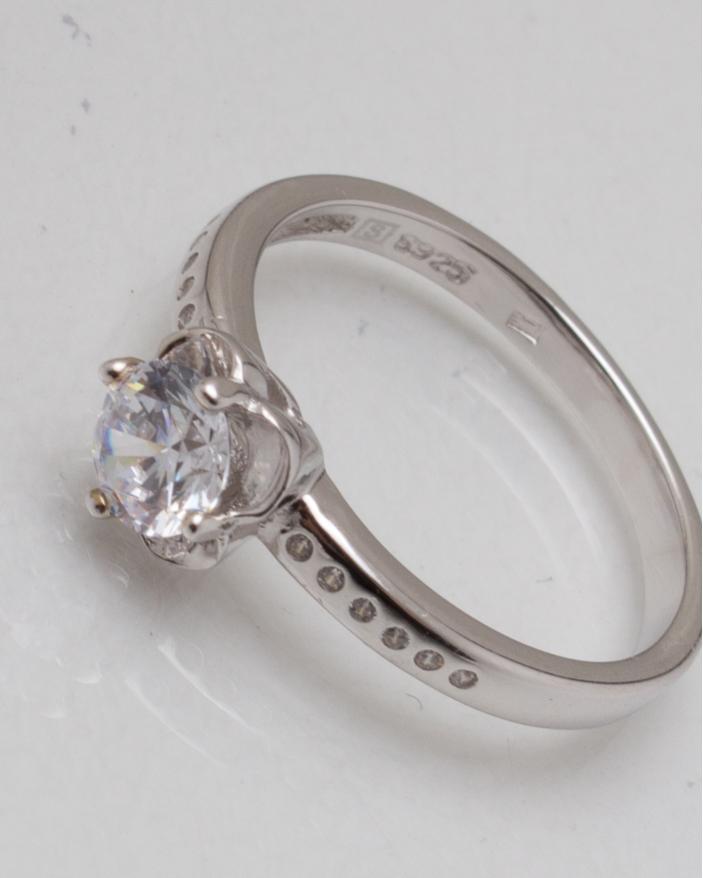 Inel argint cod 1-7571, gr2.1