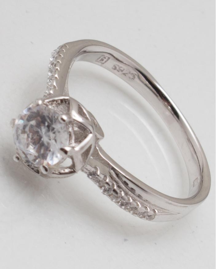 Inel argint cod 1-7576, gr2.2