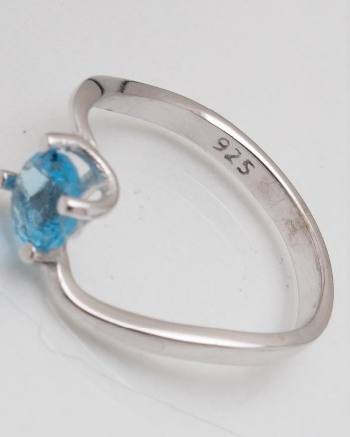 Inel argint cod 1-7630, gr1.9