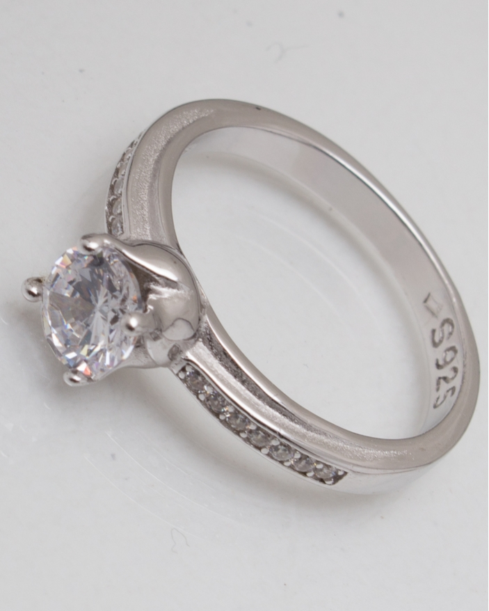 Inel argint cod 1-7691, gr2.7