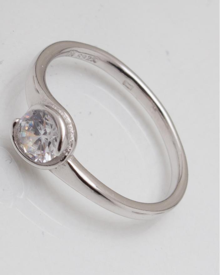 Inel argint cod 1-7706, gr1.8