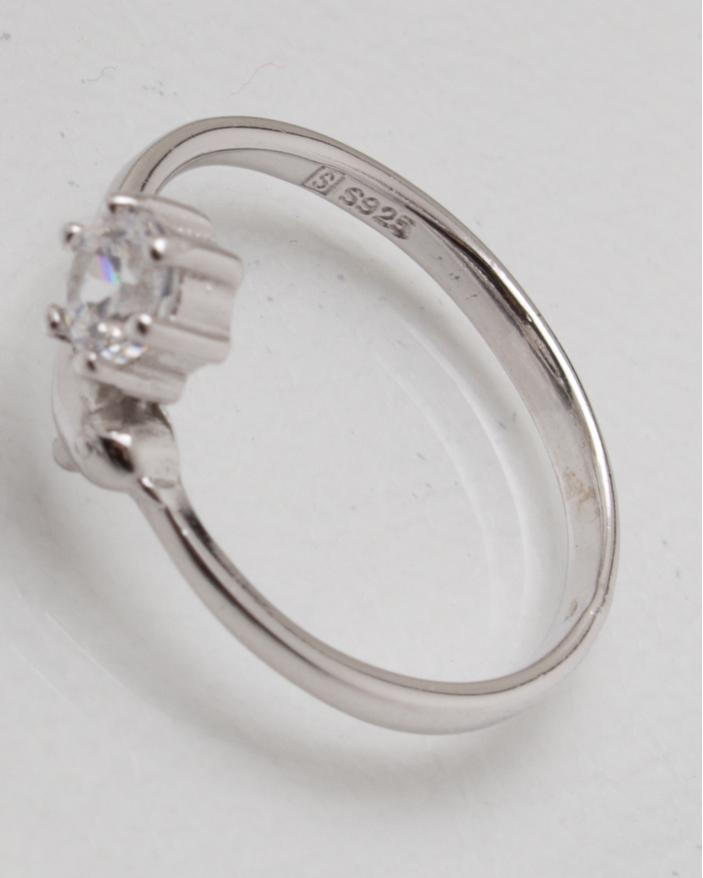 Inel argint cod 1-7729, gr1.6