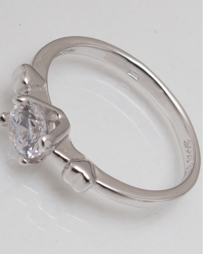 Inel argint cod 1-7733, gr1.6