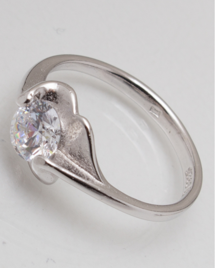 Inel argint cod 1-7736, gr2