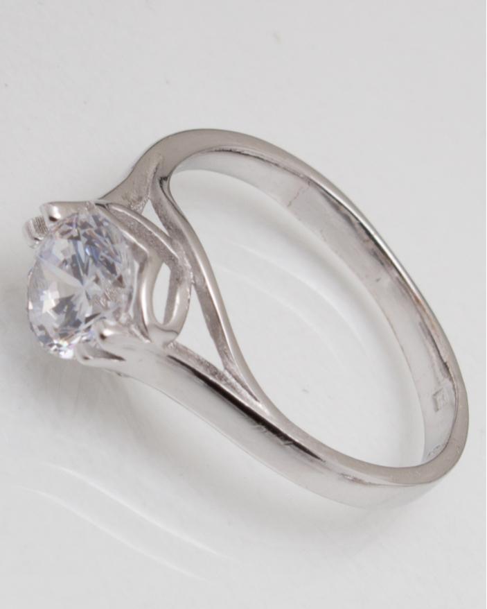 Inel argint cod 1-7738, gr1.9