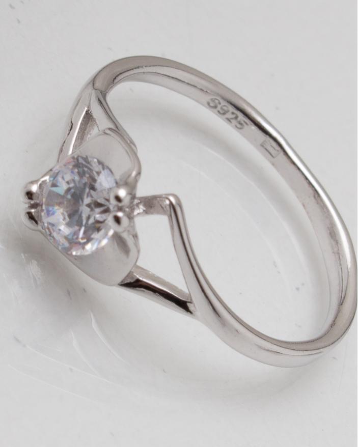Inel argint cod 1-7757, gr1.5