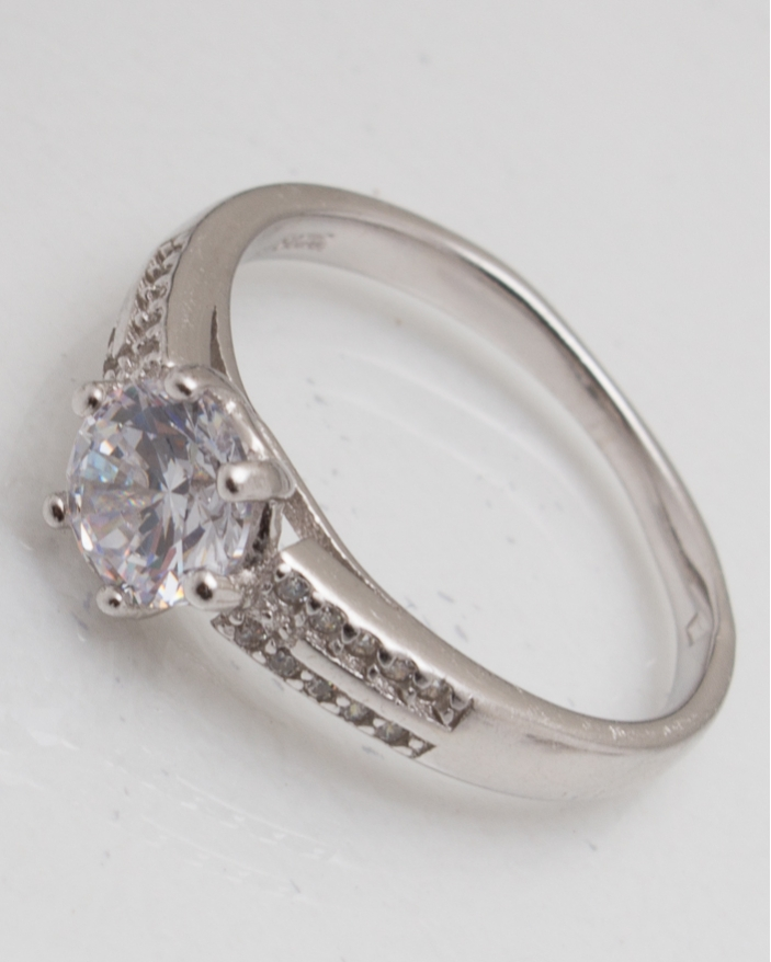 Inel argint cod 1-7812, gr2.5