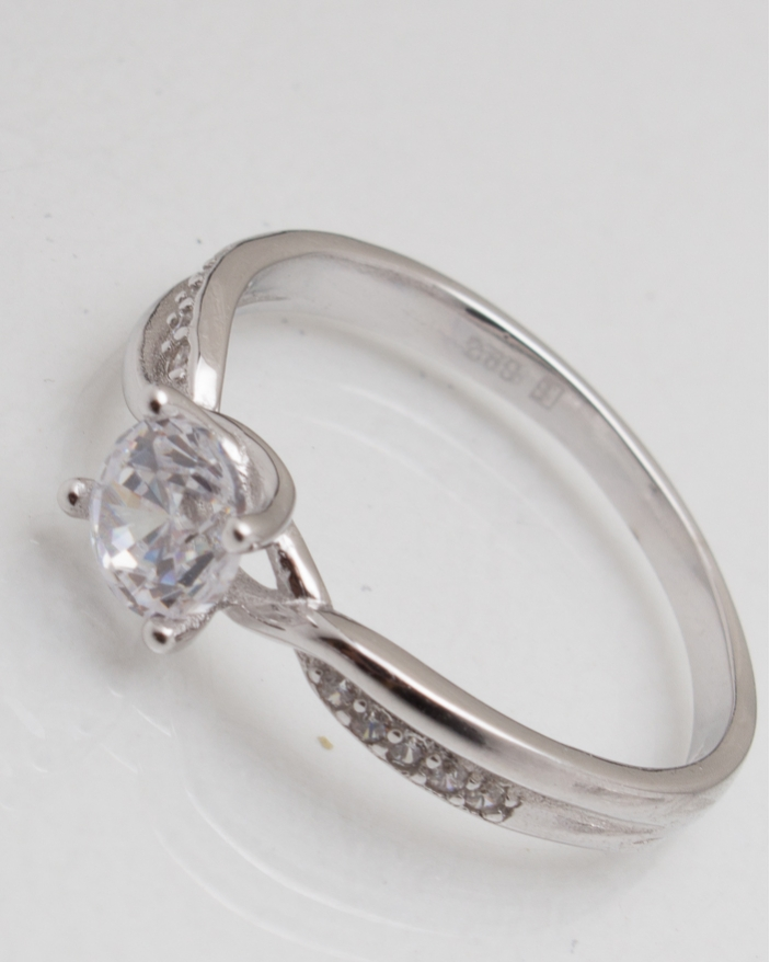 Inel argint cod 1-7818, gr2.2