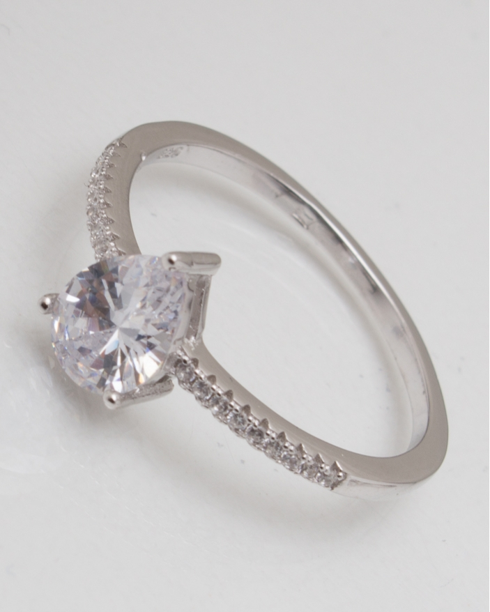 Inel argint cod 1-7821, gr2.1