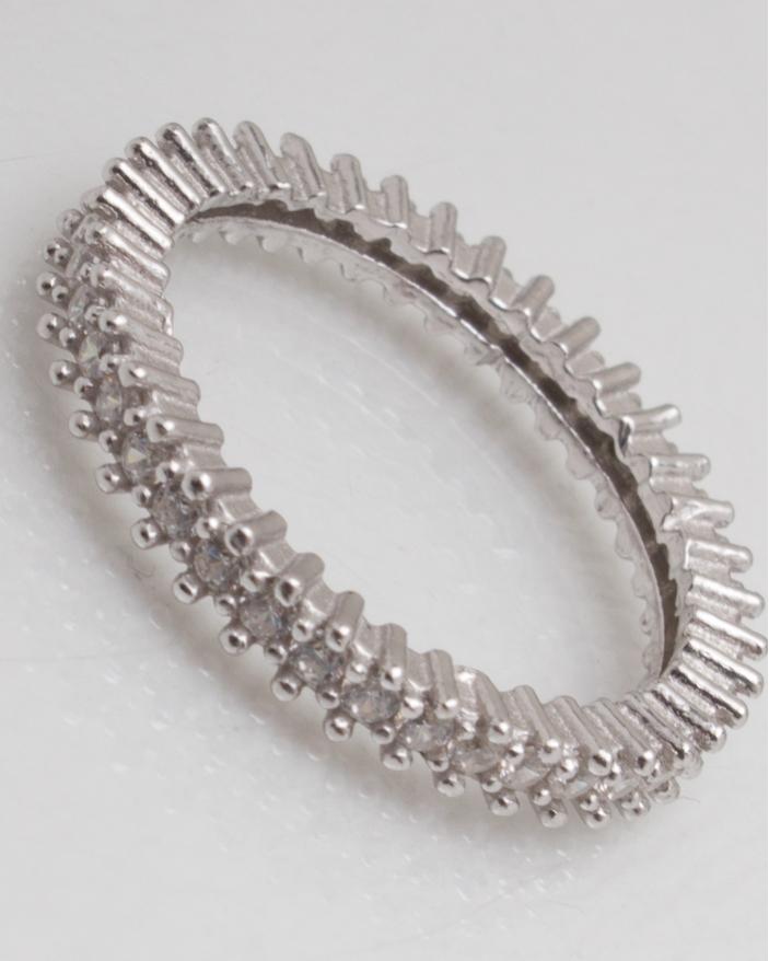 Inel argint cod 1-8396, gr2.8