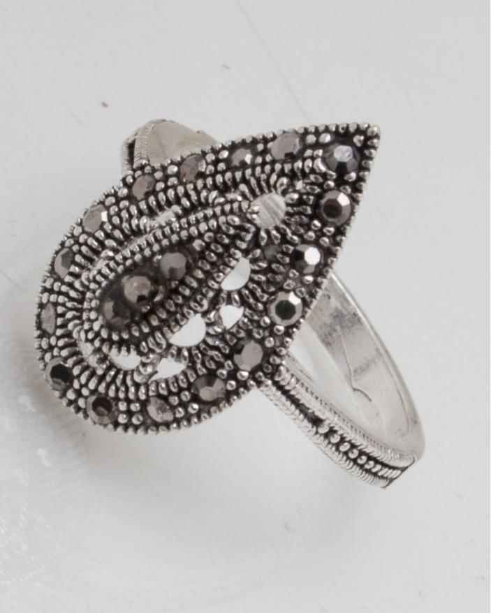 Inel argint cod 1-8455, gr3.4