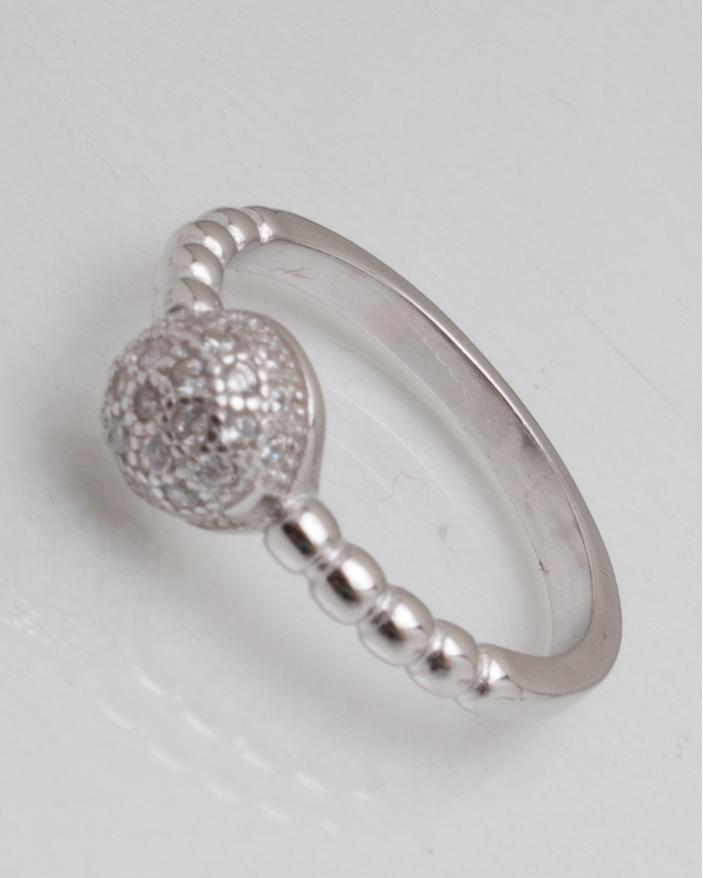 Inel argint cod 1-8550, gr1.7